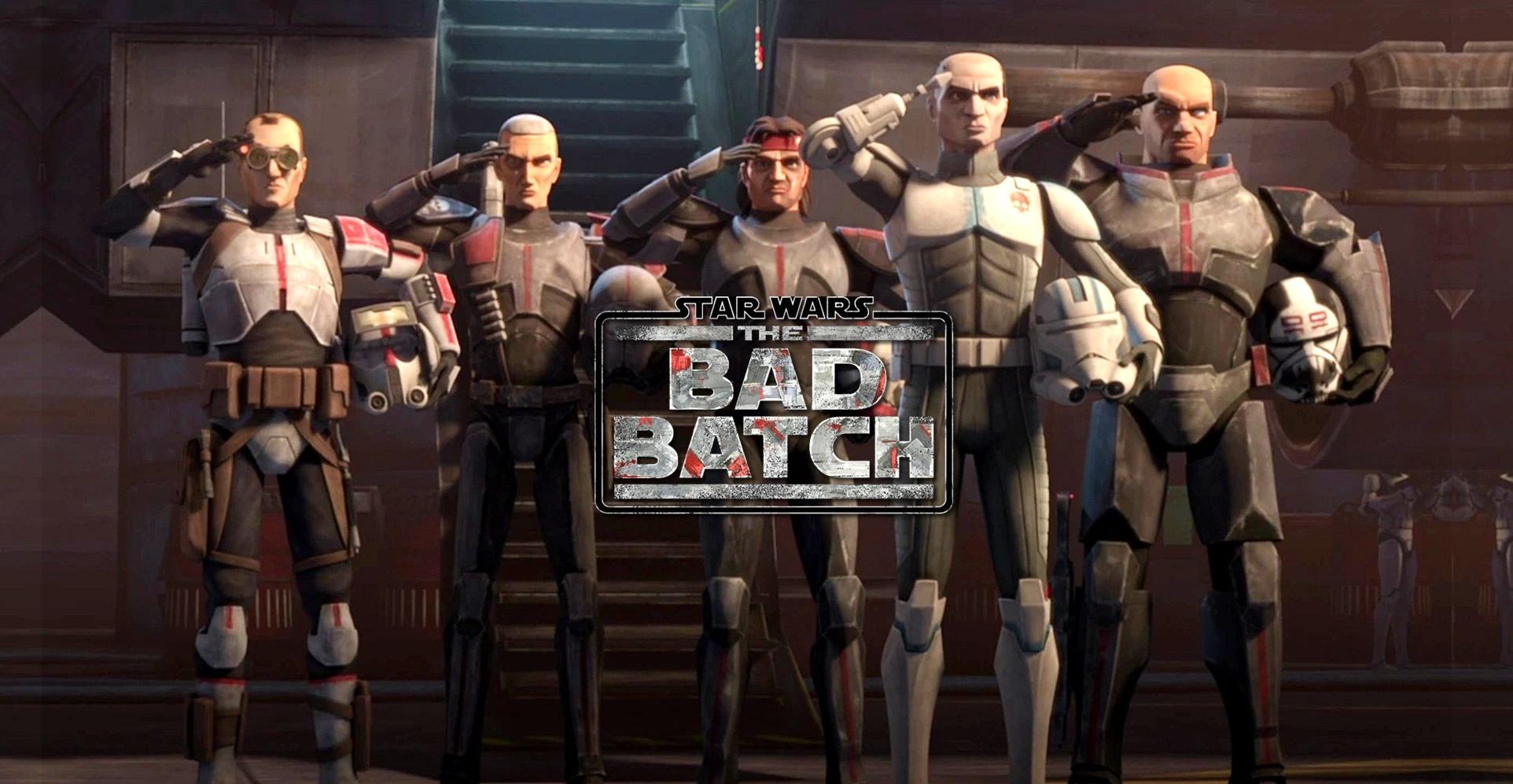 Star Wars: The Bad Batch - Nova série animada derivada de Clone Wars ganha trailer