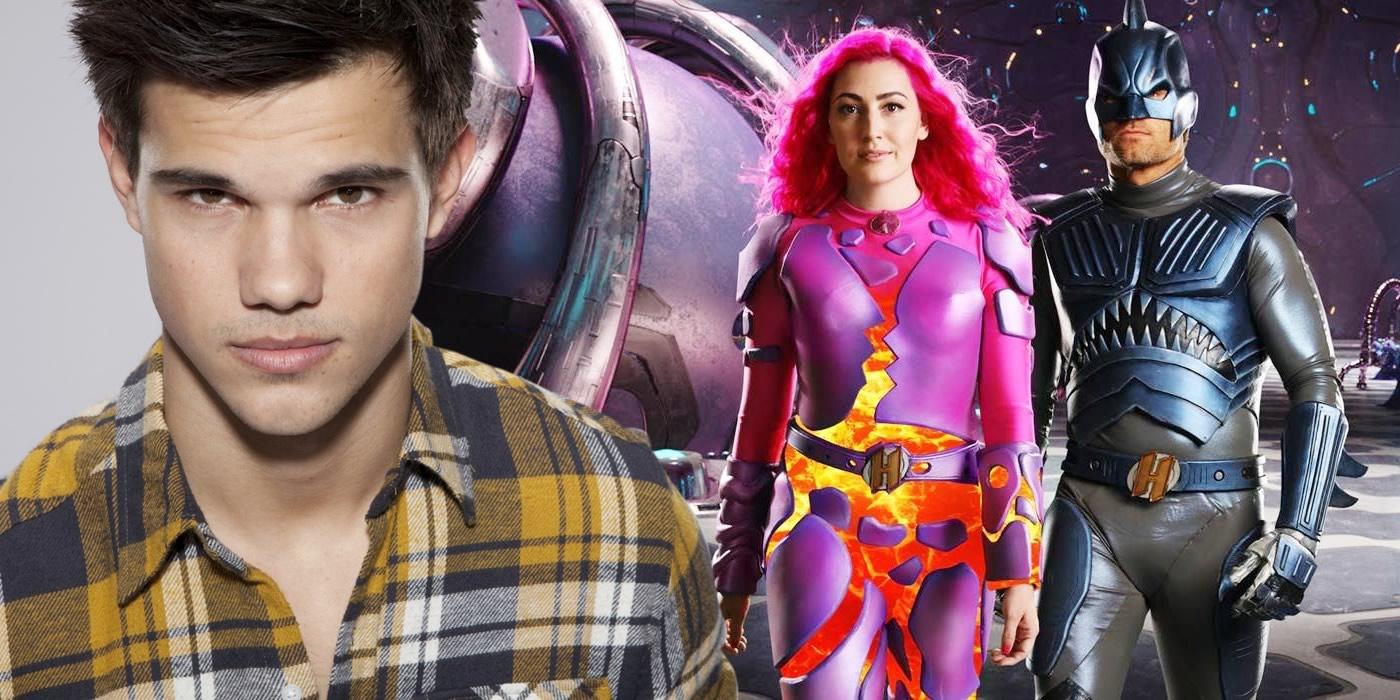 Pequenos Grandes Heróis | O motivo de Taylor Lautner não retornar como Sharkboy