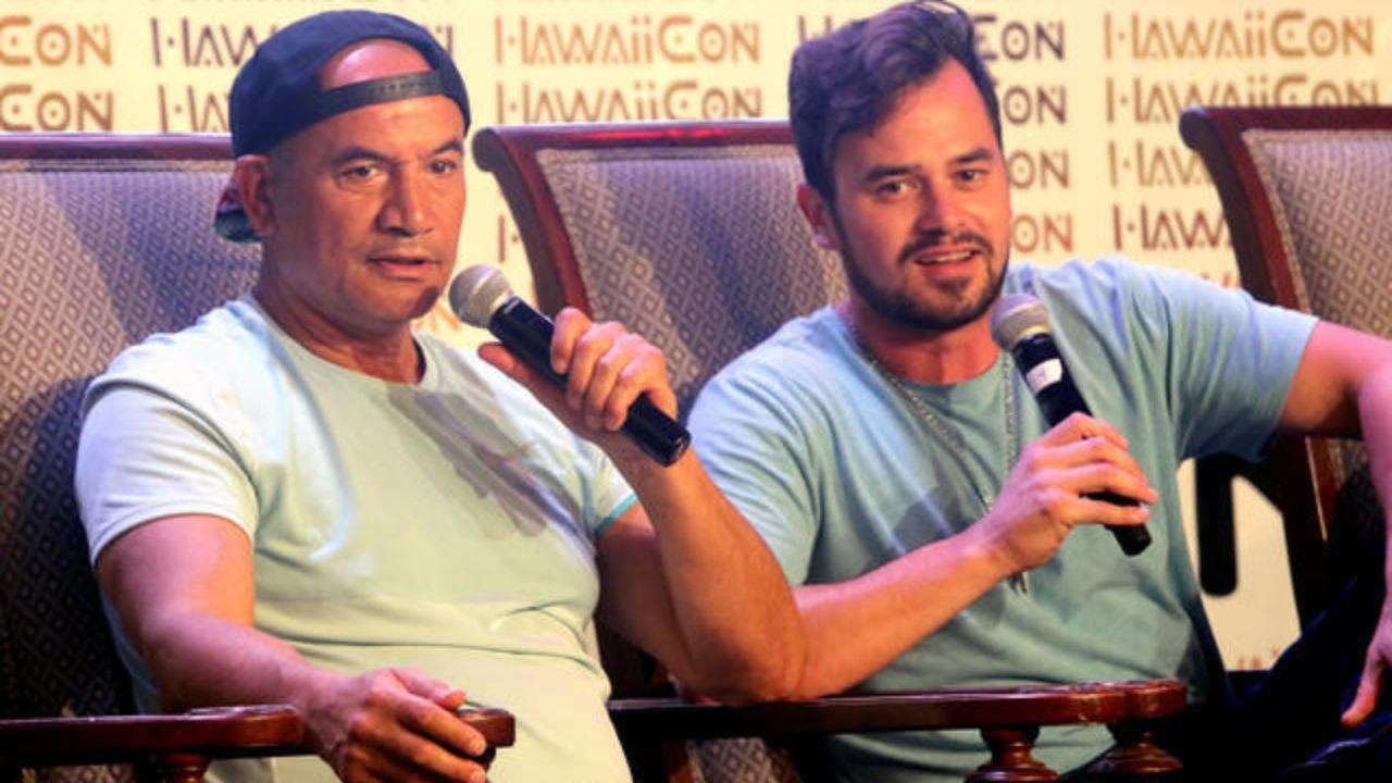 Temuera Morrison e Daniel Logan: Jango Fett e Boba Fett em Star Wars Ataque dos Clones