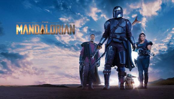 Puzzle The Mandalorian – Arraste e solte para montar a imagem