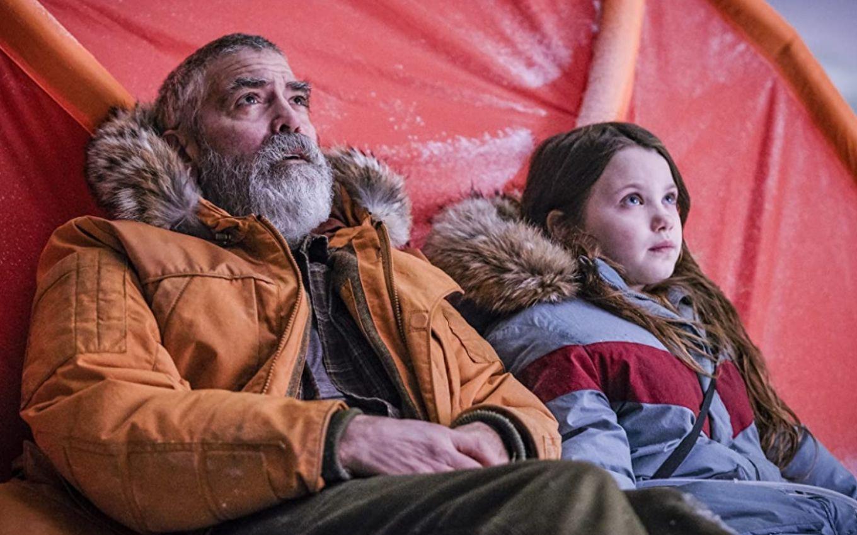 O Céu da Meia-Noite | Netflix divulga trailer final do filme de ficção científica com George Clooney