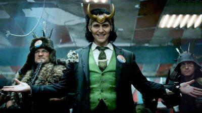 Tom Hiddleston está de volta como Loki na nova série da Disney Plus