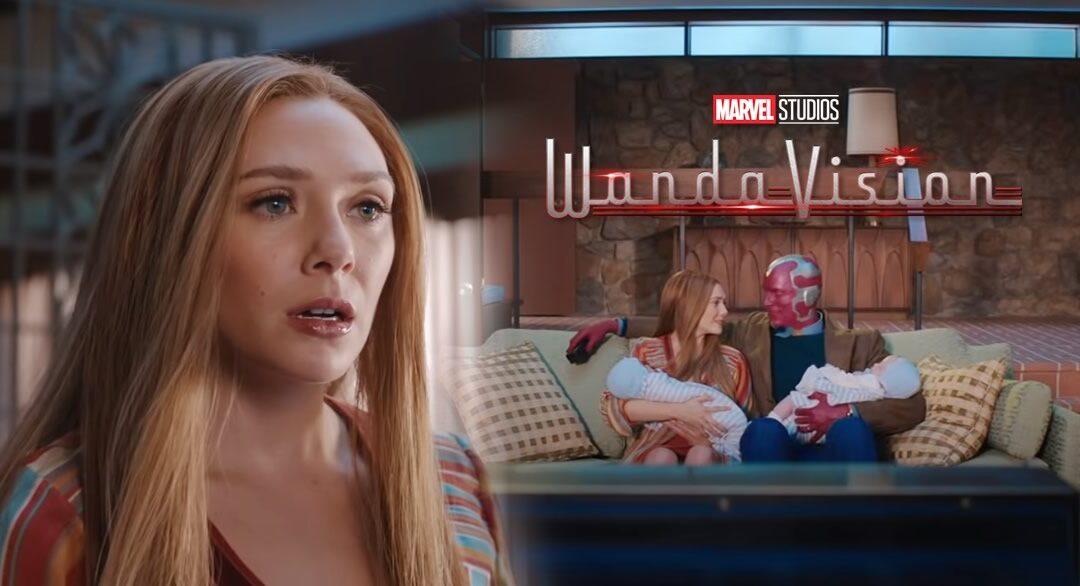 WandaVision | Teaser mostra Wanda Maximoff manipulando as realidades