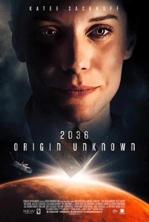 2036 Origin Unknown | Katee Sackhoff investiga a aparição de objeto misterioso em superfície de Marte em filme da Gravitas Ventures