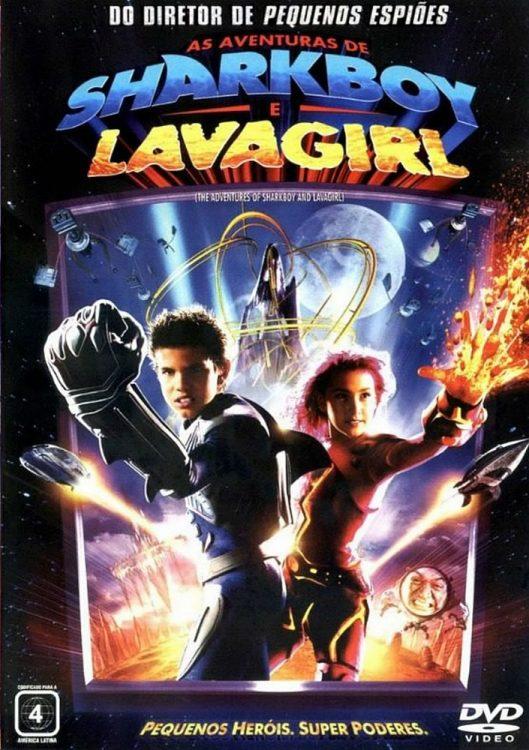 As Aventuras de Sharkboy e Lavagirl - Robert Rodriguez