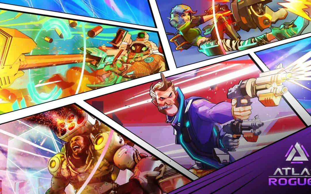 Atlas Rogues | Game recebe atualização importante e inclui uma série de melhorias