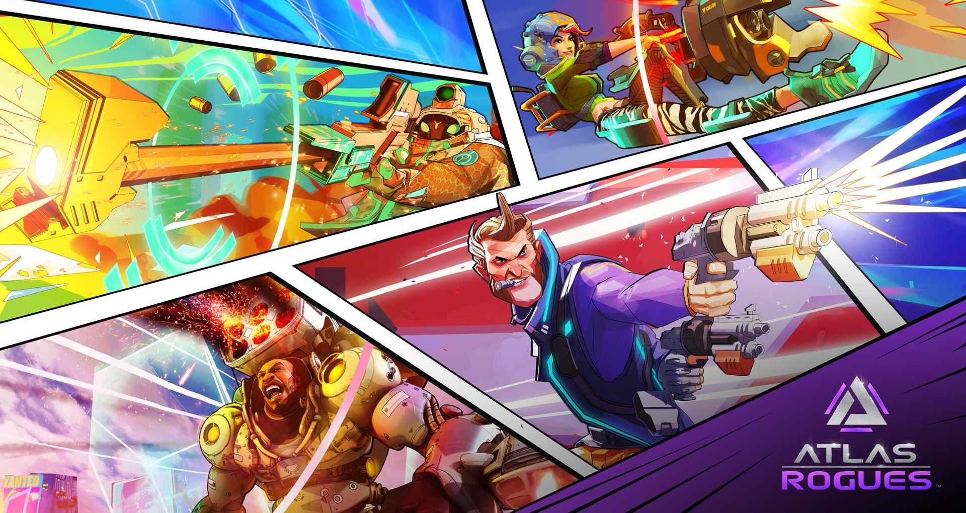 Atlas Rogues   Game recebe atualização importante e inclui uma série de melhorias
