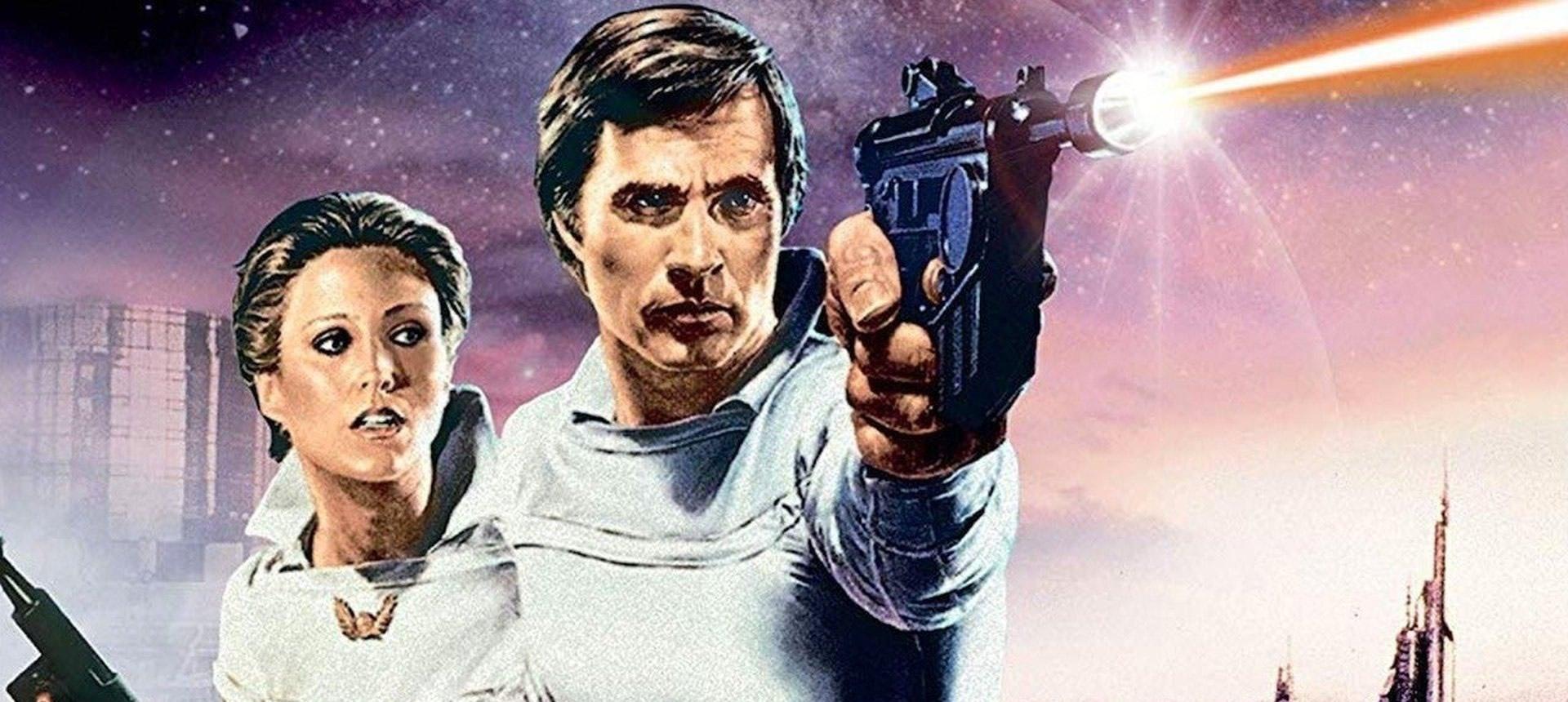 BUCK ROGERS | Série sendo desenvolvida pela Legendary Pictures com George Clooney como produtor executivo