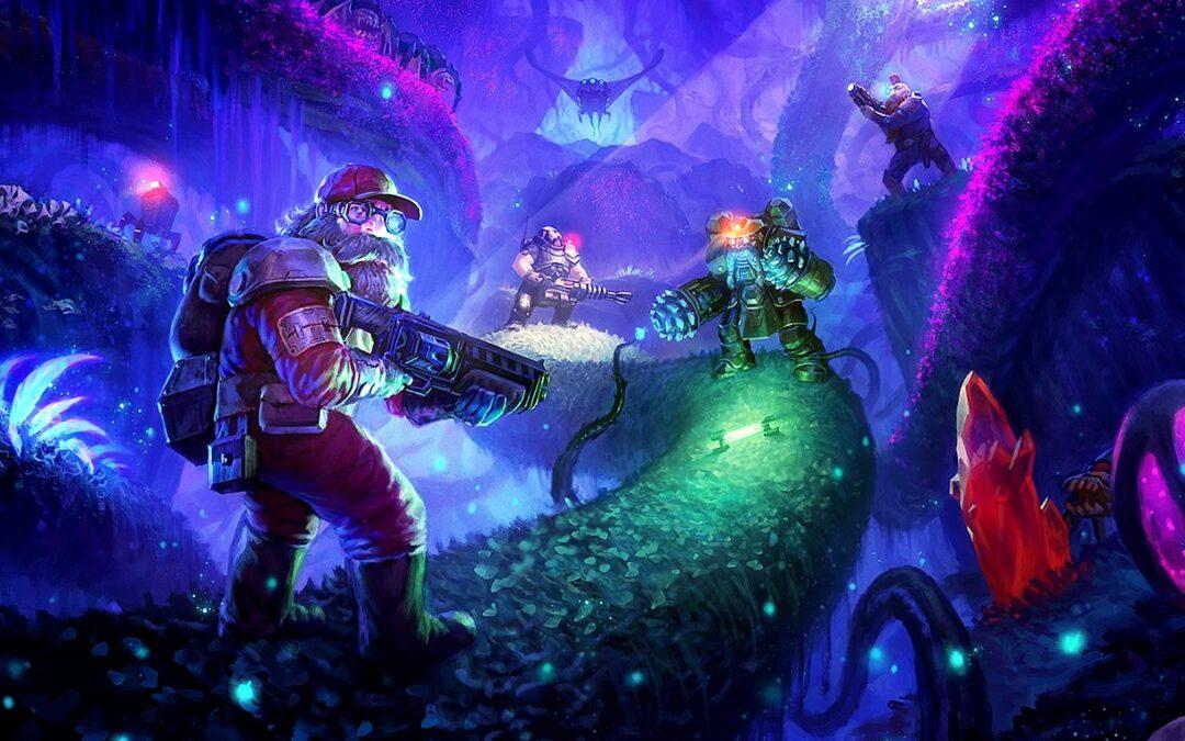 Deep Rock Galactic e Ghost Ship Games anunciaram que Update 33: New Frontiers será lançado em 4 de fevereiro