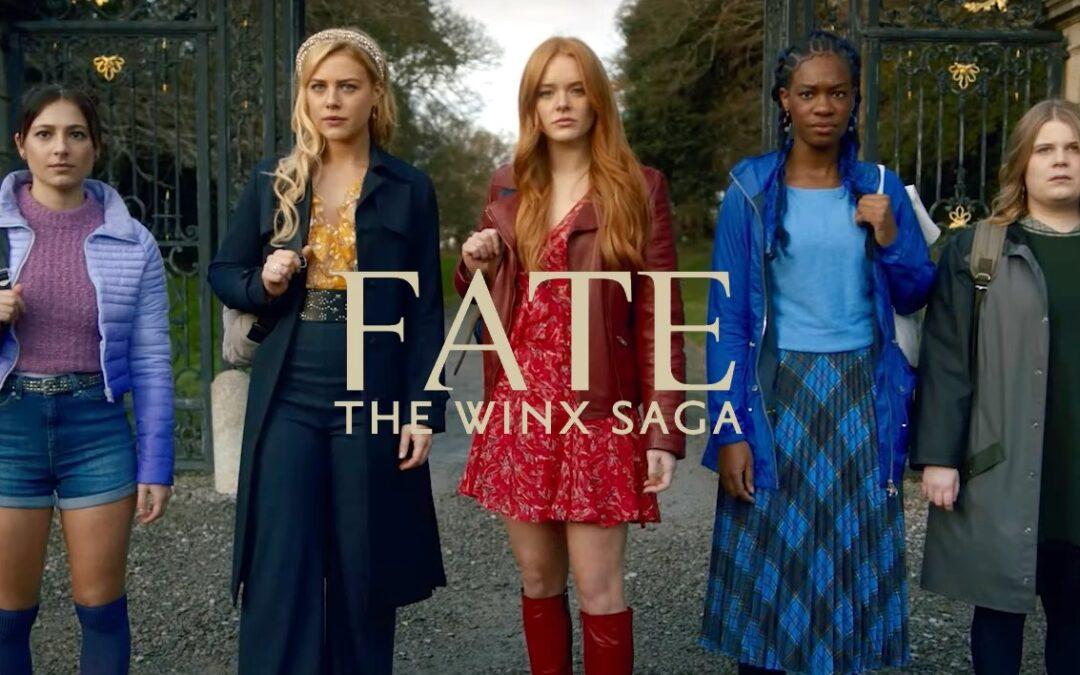 Fate: A Saga Winx   Netflix divulga trailer final legendado