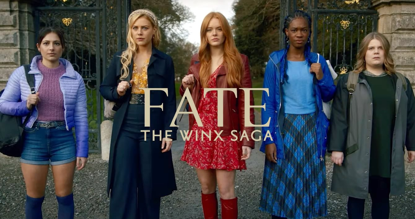 Fate: A Saga Winx | Netflix divulga trailer final legendado