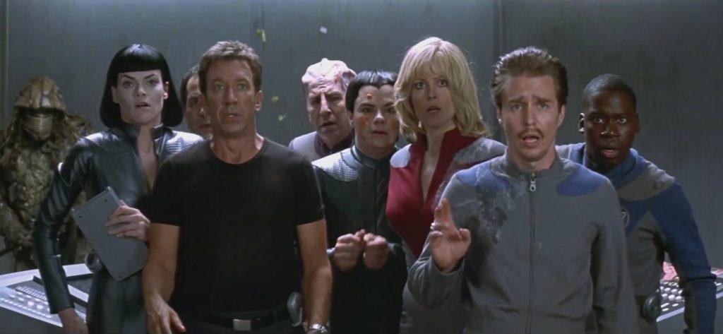 galaxy quest com tim allen e sigourney weaver a 1024x473 - GALAXY QUEST 2 | Tim Allen disse que sequência vai acontecer e o script está fabuloso