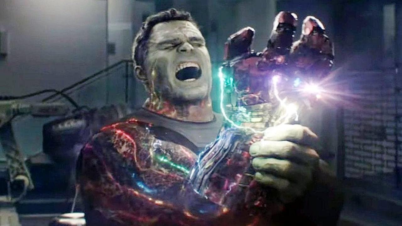 hulk manopla do infinito vingadores ultimato - WandaVision   Episódio 4 faz conexão com Vingadores Ultimato