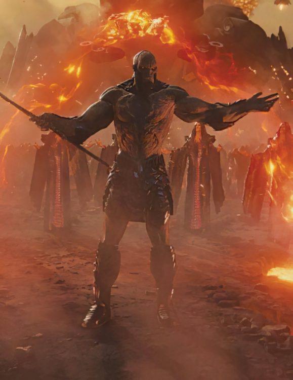 liga da justica versao zack snyder nova imagem de darkseid 579x750 - Liga da Justiça versão Zack Snyder tem novas imagens de Darkseid, Lobo da Estepe e Mulher-Maravilha