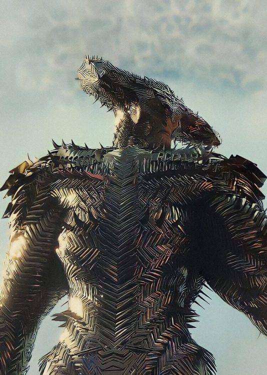 liga da justica versao zack snyder nova imagem de lobo da estepe steppenwolf 534x750 - Liga da Justiça versão Zack Snyder tem novas imagens de Darkseid, Lobo da Estepe e Mulher-Maravilha