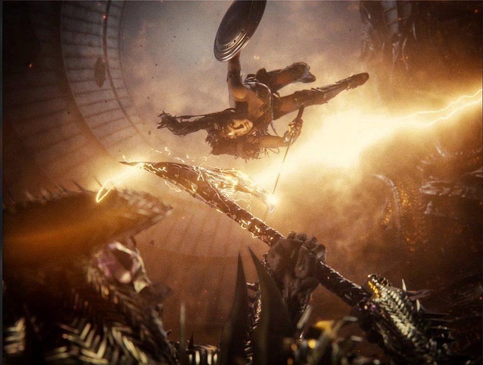 Liga da Justiça versão Zack Snyder tem nova imagem de Mulher-Maravilha