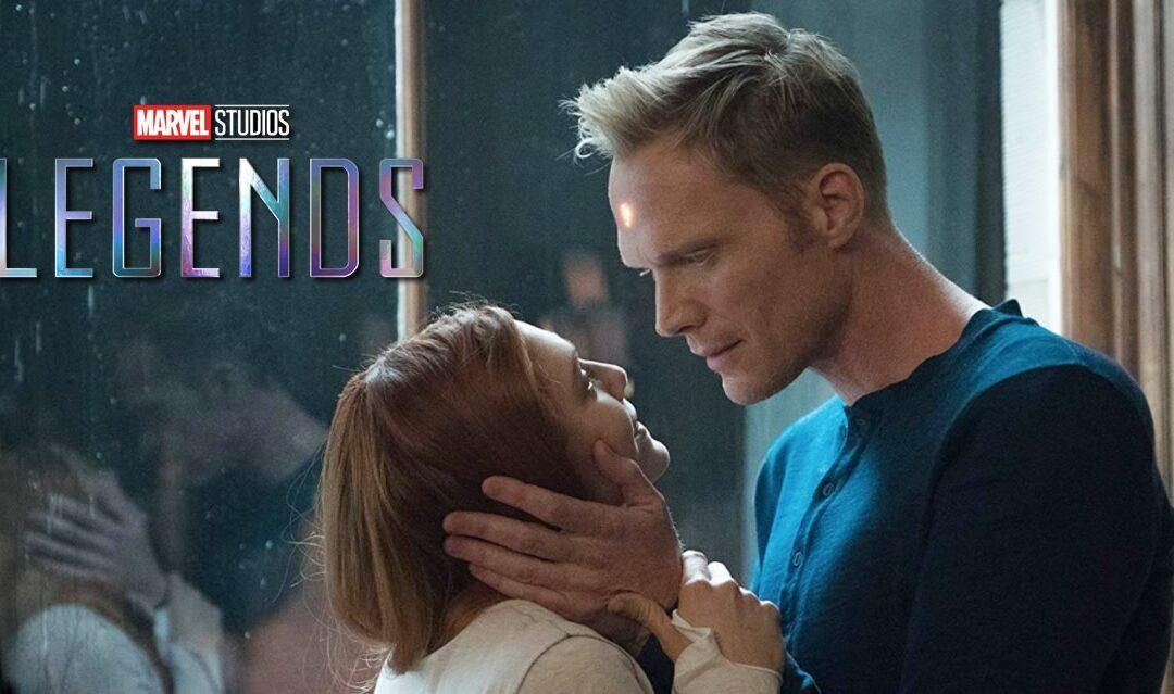 Marvel Studios: Legends | Wanda Maximoff e Visão são o foco da nova série da Disney Plus