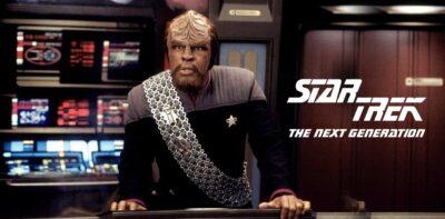 Michael Dorn de STAR TREK NEXT GENERATION está lançando uma série spinoff do Capitão Worf