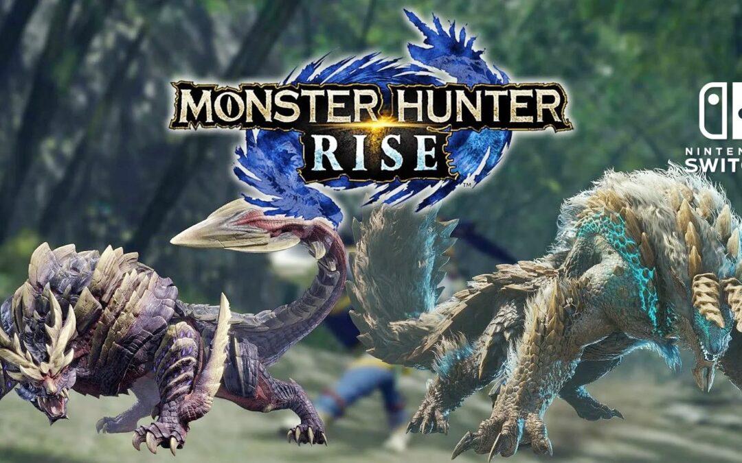 MONSTER HUNTER RISE | Capcom revela detalhes do game e lança uma versão gratuita