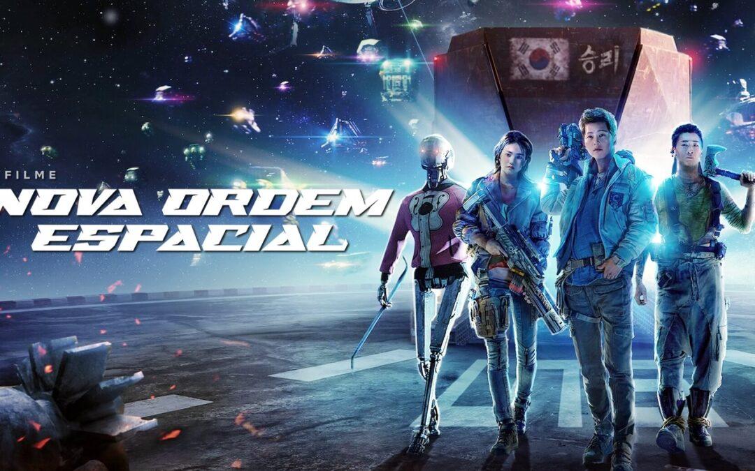 Nova Ordem Espacial | Ficção científica sul coreano tem trailer legendado com data de lançamento na Netflix