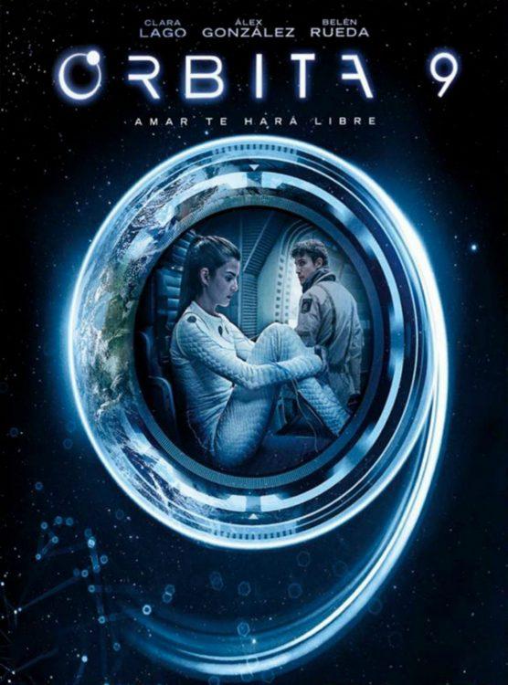 orbita 9 ficcao cientifica com clara lago e alex gonzalez 556x750 - Órbita 9 | Filme de ficção científica da Netflix com Clara Lago e Álex González