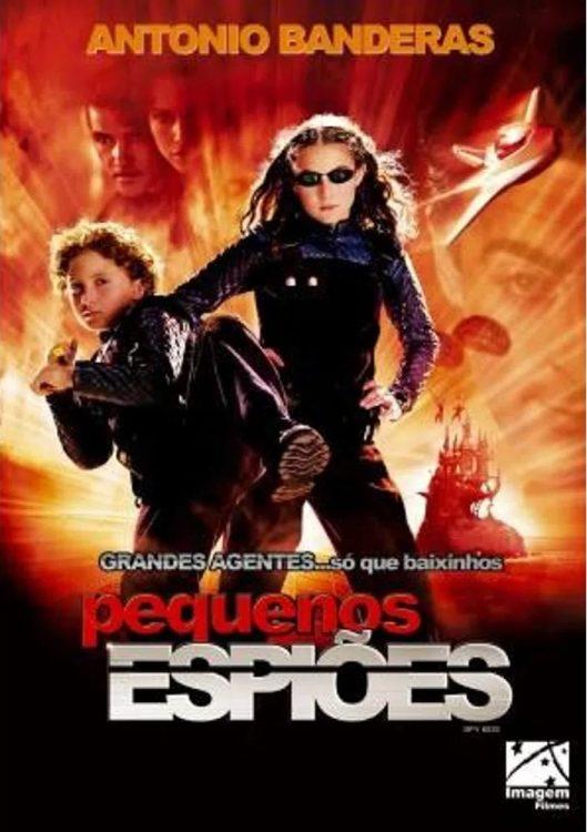 Pequenos Espiões 1 de Robert Rodriguez