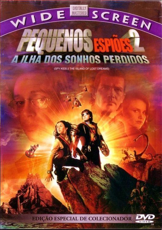 Pequenos Espiões 2 de Robert Rodriguez