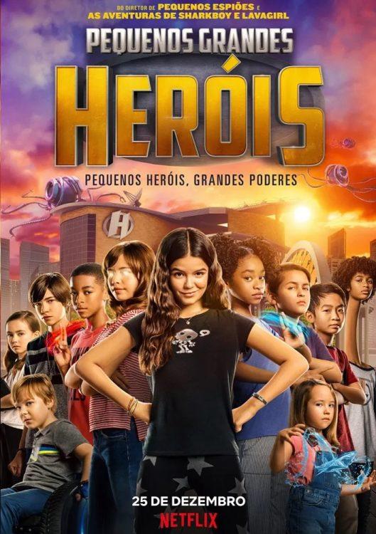 Pequenos Grandes Heróis - Robert Rodriguez