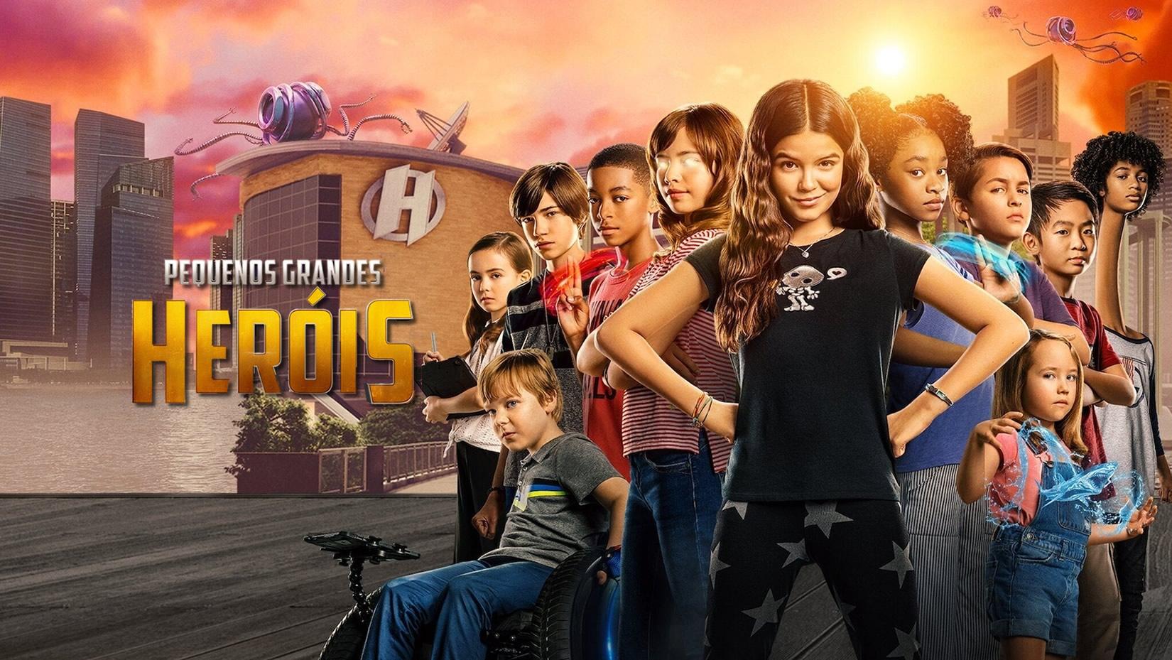Pequenos Grandes Heróis | Netflix anuncia sequência do filme