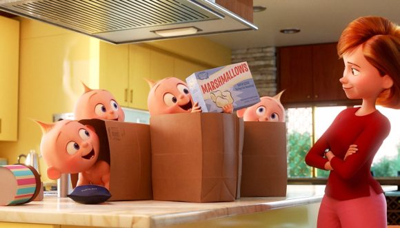 Pixar Popcorn   Os personagens da Pixar voltam para novos curtas-metragens na Disney Plus