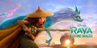 RAYA E O ÚLTIMO DRAGÃO | Novo trailer e cartaz da nova animação da Disney