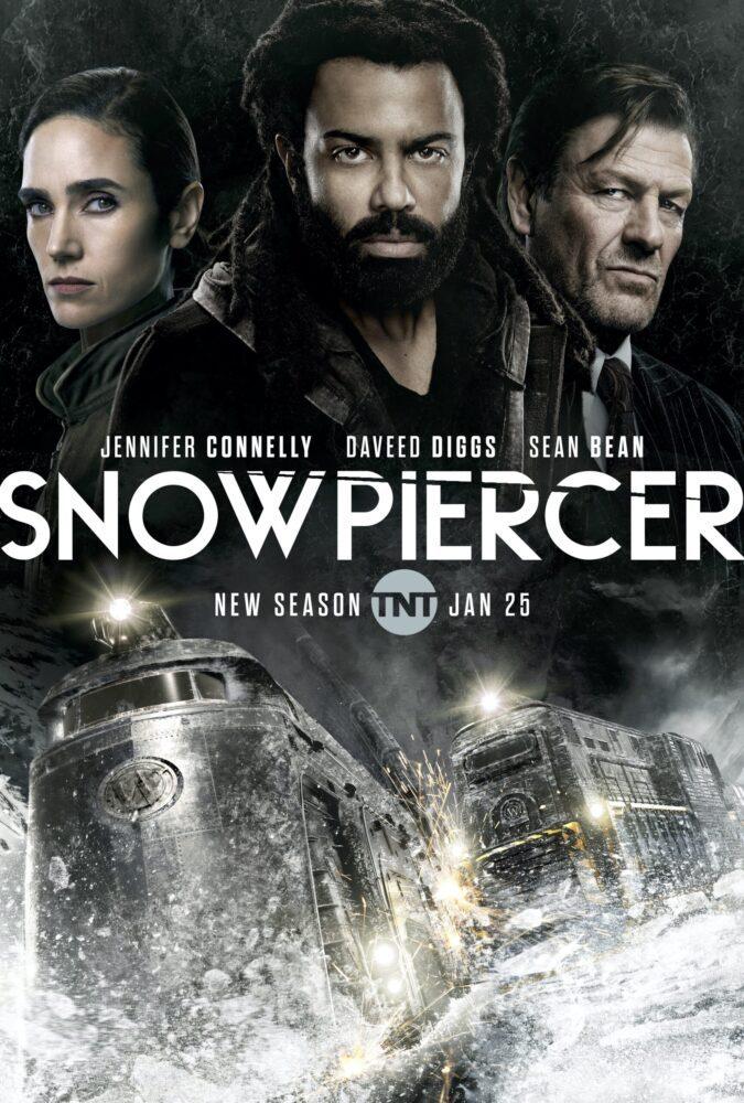 Snowpiercer - Trailer tenso da segunda temporada com Sr. Wilford interpretado por Sean Bean