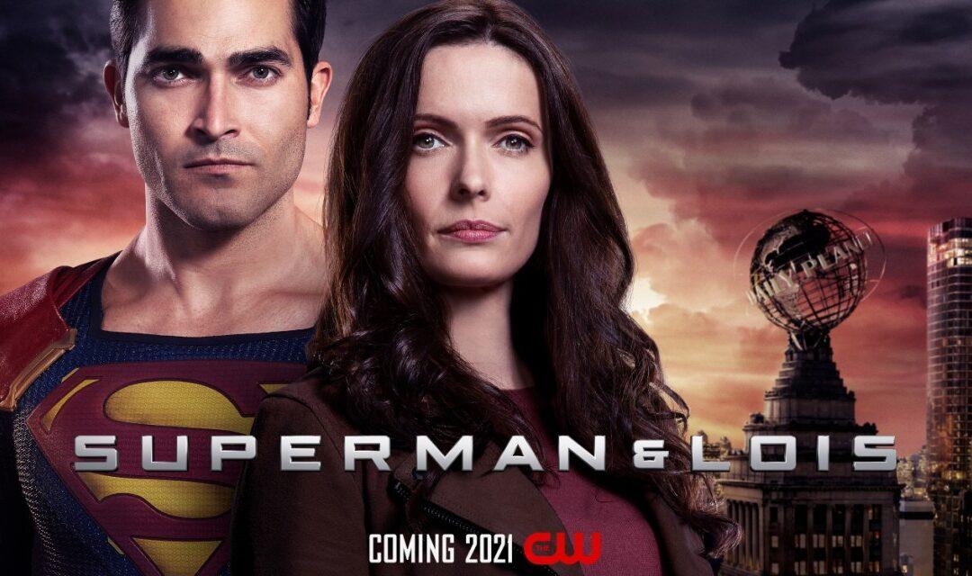 SUPERMAN & LOIS | CW divulga um novo trailer da série da DC