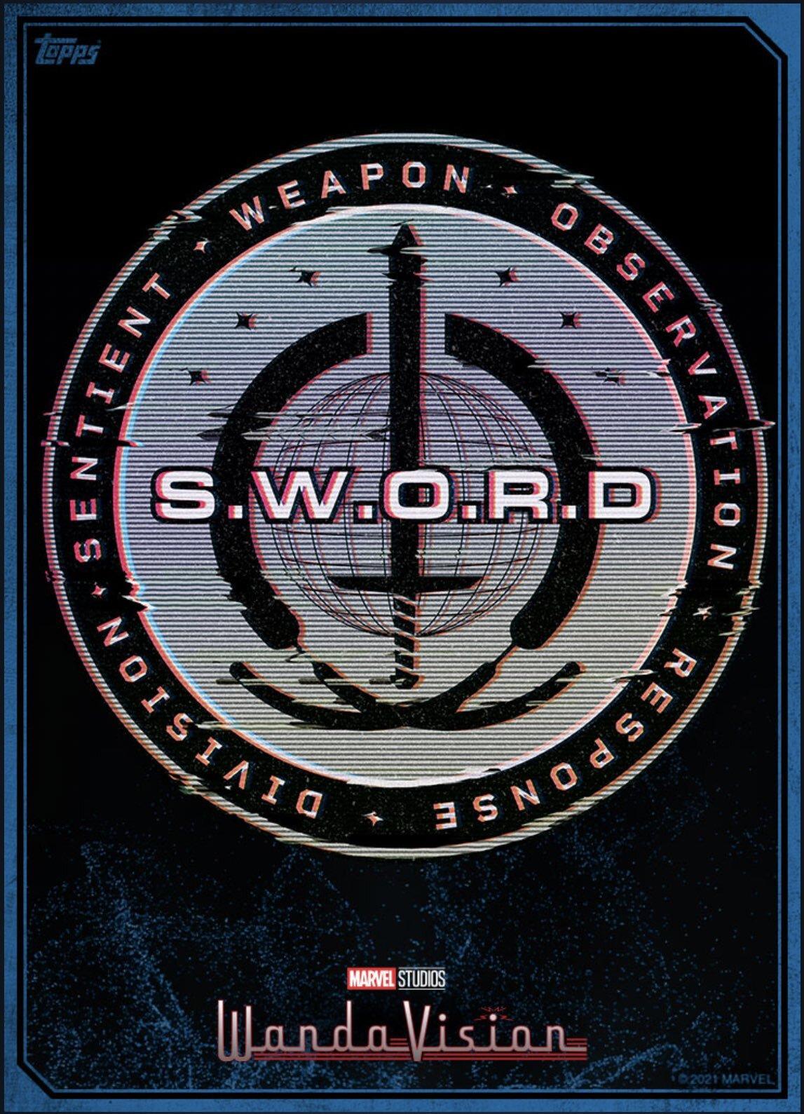 sword sentient weapon observation response division wandavision - S.W.O.R.D. da Marvel nos quadrinhos tem nome e significado diferente em WandaVision