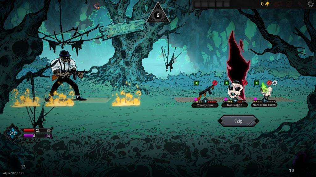 The Endless Wyrd é o primeiro jogo a se qualificar para o The Nordic Game Discovery Contest 2021