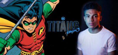 Titans Terceira Temporada | Jay Lycurgo escalado para interpretar Tim Drake