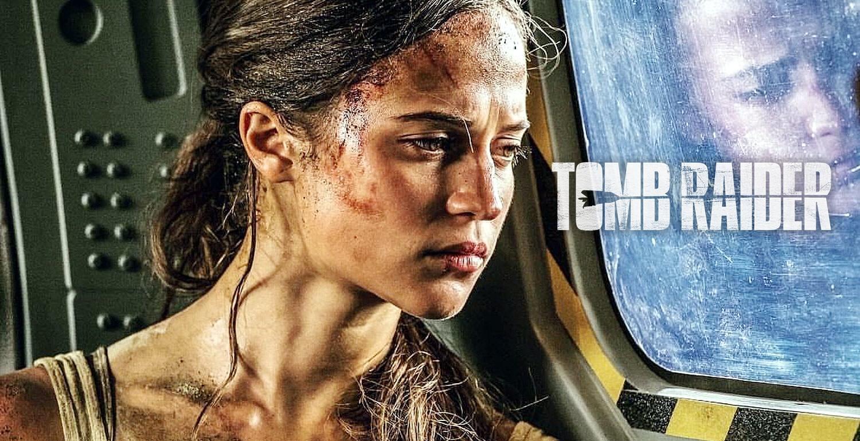 TOMB RAIDER 2 com Alicia Vikander será escrito e dirigido por Misha Green criador de LOVECRAFT COUNTRY
