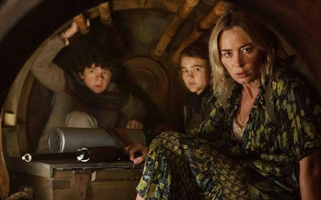 Um Lugar Silencioso Parte 2, com Emily Blunt, é adiado para 17 de setembro de 2021