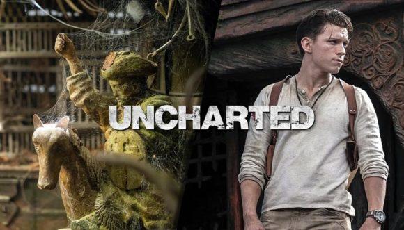 UNCHARTED | Novas fotos da aventura do jovem Nathan Drake interpretado por Tom Holland