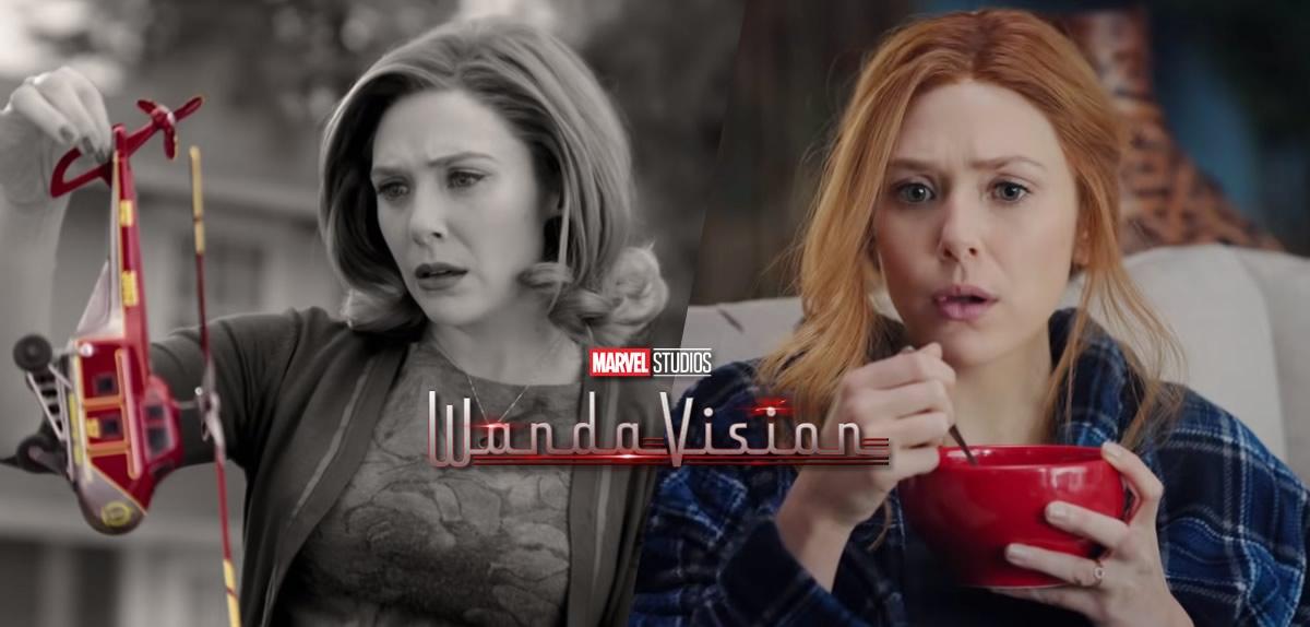 WandaVision | Disney anuncia que série terá 9 episódios e novo teaser de Wanda e Visão casados