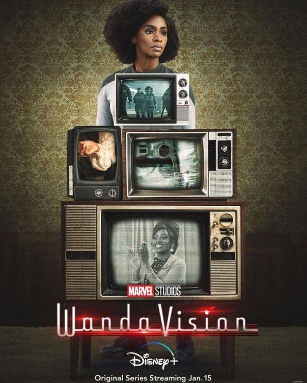 Wandavision - Mônica Rambeau