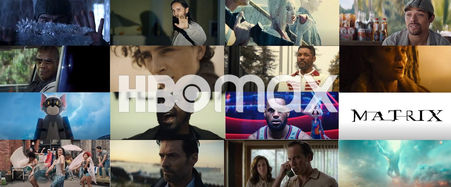 Warner Bros. divulga trailer de seus lançamentos no HBO Max e cinemas em 2021