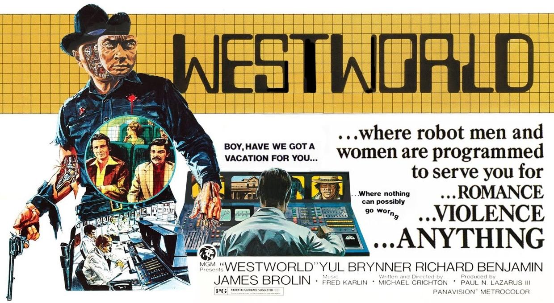 WESTWORLD de 1973 de Michael Crichton tem trailer remasterizado e modernizado para HBO MAX