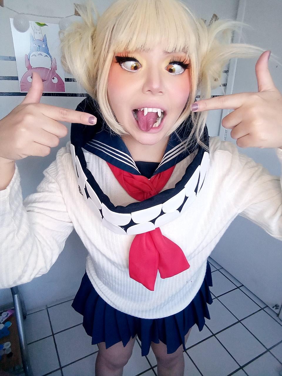 anime girl cosplayer nandakaruu 1 - Nandakaru Kamaleoa - Cosplayer & Maquiadora