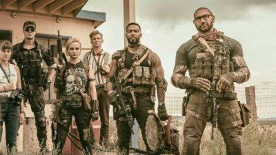 ARMY OF THE DEAD: Invasão em Las Vegas | Filme de Zumbis dirigido por Zack Snyder