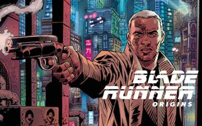 BLADE RUNNER ORIGINS   Hq da Titan Comics revela a origem dos Blade Runners