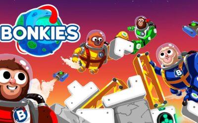 Bonkies   Jogo multiplayer divertido com elementos de construção disponível para consoles e PC