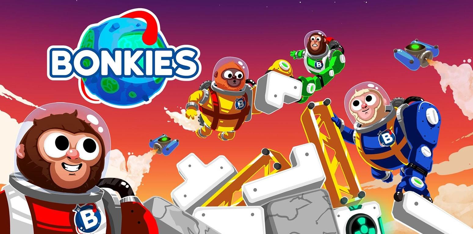 Bonkies | Jogo multiplayer divertido com elementos de construção disponível para consoles e PC