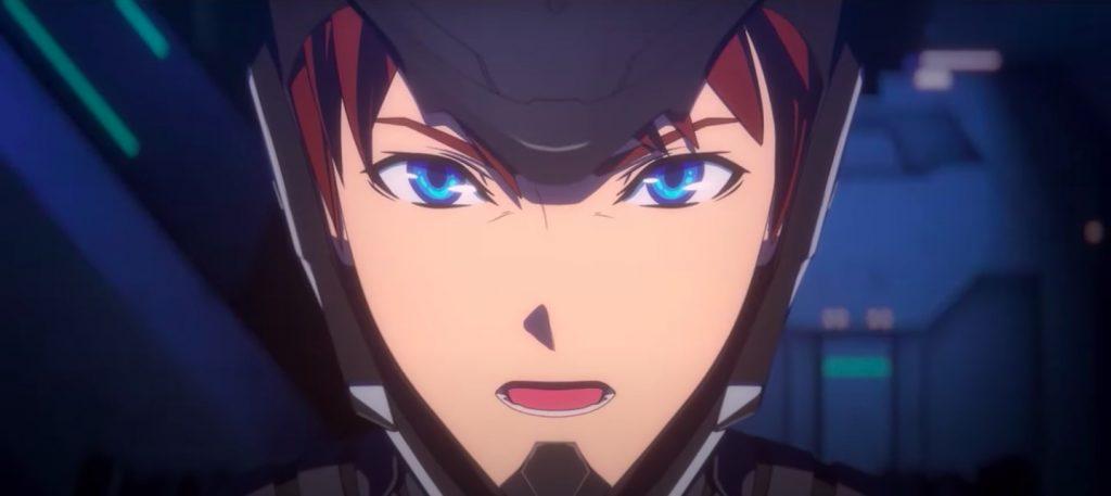 circulo de fogo the black anime na netflix 1024x457 - Círculo de Fogo: The Black   Anime tem trailer e data de lançamento divulgado pela Netflix