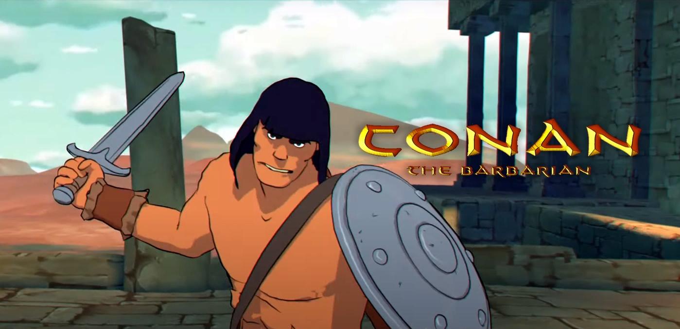 Conan o Bárbaro | Animação de Conan contra os Orcs neste curta-metragem brutal